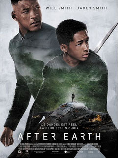 After Earth de M. Night Shyamalan - 2013 / Science-Fiction