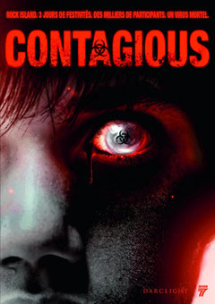 Contagious - Panique A Rock Island de Tony Tilse - 2011 / Horreur