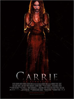 Carrie - La Vengeance de Kimberley Peirce - 2013 / Horreur