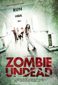 Zombie Undead de Rhys Davies - 2010 / Horreur
