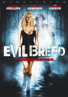 Evil Breed: The Legend Of Samhain de Christian Viel - 2003 / Horreur