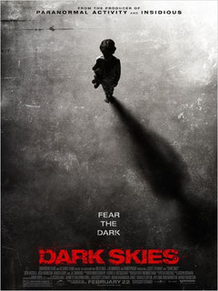 Dark Skies de Scott Stewart - 2013 / Epouvante - Science-Fiction