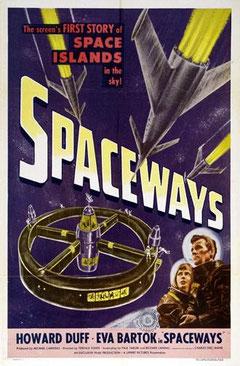 Enquête Dans L'Espace de Terence Fisher - 1953 / Thriller - Science-Fiction