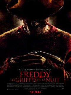 Freddy - Les Griffes De La Nuit de Samuel Bayer - 2010 / Horreur - Slasher