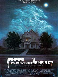 Vampire, Vous Avez Dit Vampire? de Tom Holland (1985)
