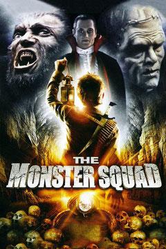 Monster Squad de Fred Dekker - 1987 / Horreur