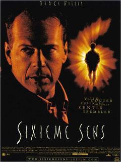 Sixième Sens de M. Night Shyamalan - 1999 / Epouvante - Horreur