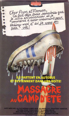Massacre Au Camp D'Eté (1983)