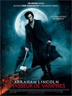Abraham Lincoln - Chasseur De Vampire de Timur Bekmambetov - 2012 / Horreur