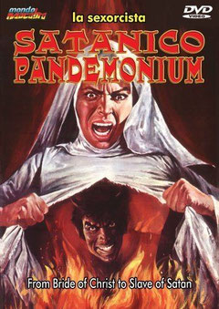 Satanico Pandemonium de Gilberto Martínez Solares (1975)
