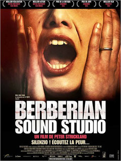 Berberian Sound Studio de Peter Strickland - 2012 / Horreur