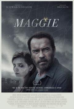 Maggie de Henry Hobson - 2015 / Horreur