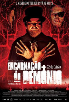 Embodiment Of Evil de Jose Mojica Marins - 2008 / Horreur