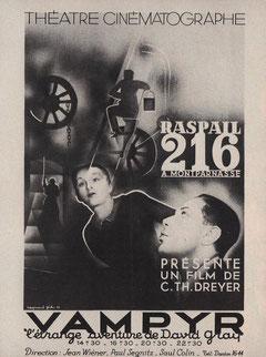 Vampyr Ou L'Étrange Aventure De David Gray (1932)