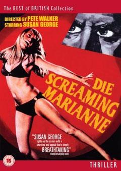 Die Screaming Marianne de Pete Walker - 1971 / Horreur