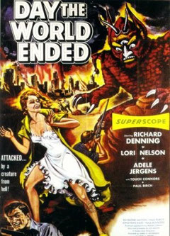 Day The World Ended de Roger Corman - 1955 / Science-Fiction - Horreur