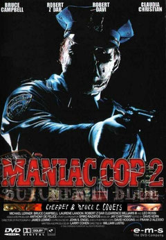 Maniac Cop 2 de William Lustig - 1990 / Horreur - Slasher
