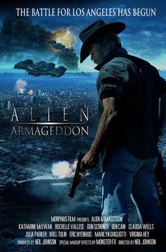 Alien Armageddon de Neil Johnson - 2011 /Science-Fiction