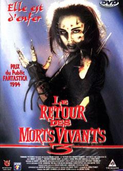 Le Retour Des Morts-Vivants 3 de Brian Yuzna - 1993 / Horreur