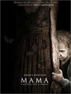 Mama d'Andres Muschietti - 2013 / Epouvante - Horreur