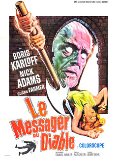 Le Messager Du Diable de Daniel Haller - 1965 / Horreur