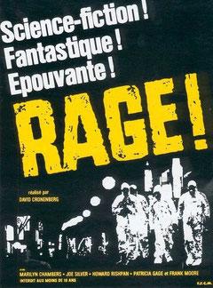 Rage de David Cronenberg - 1977 / Horreur