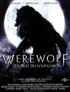 Werewolf - La Nuit Du Loup-Garou de Louis Morneau - 2012 / Horreur