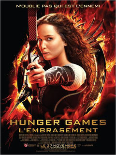 Hunger Games - L'Embrasement (2013)