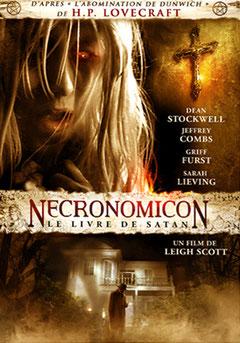 Necronomicon - Le Livre De Satan de Leigh Scott - 2009 / Horreur