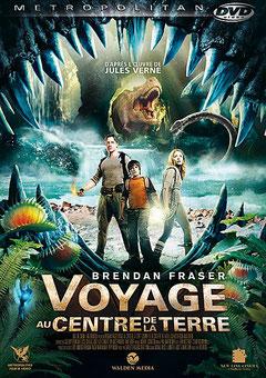 Voyage Au Centre De La Terre de Eric Breving - 2008 / Science-Fiction - Fantastique