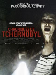 Chroniques De Tchernobyl   de Bradley Parker - 2012 / Horreur