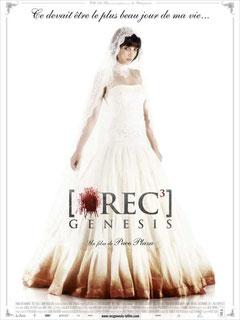 [REC3] Genesis  de Paca Plaza - 2012 / Horreur