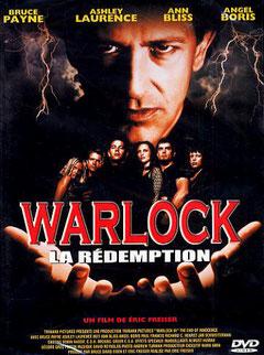 Warlock 3 - La Rédemption de Eric Freiser - 1999 / Horreur