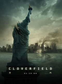 Cloverfield de Matt Reeves - 2008 / Science-Fiction - Horreur
