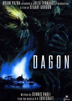 Dagon de Stuart Gordon - 2001 / Horreur