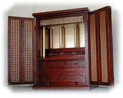 欅材お仏壇