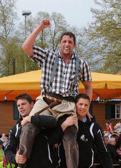 Sieger Franz Föhn