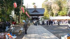 武蔵国二ノ宮・二宮神社