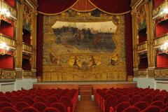 Sipario Teatro Verdi di Salerno