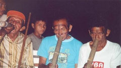 musiciens mundurucus