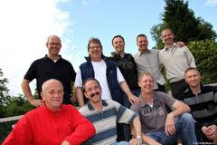 Mitgespielt haben: Fabian Maier, Dr. Thomas Holbach, Volker Maier, Bodo Rehr, Wolf Wiezorek, Ralf Göbel, Heinz Jentner, Siegfried Kramp, Peter Eisenbarth, Stefan Heib