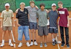 Mitgespielt haben: Hendrik Maier, Christian Klauck, Christian Gergen, Daniel Math, Peter Meiser und Matthias Gondrom.