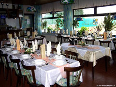 Unser bewirtschaftetes Clubhaus. Clubwirt Klaus organisiert für Euch auch private Feierlichkeiten.