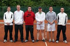 Die in diesem Jahr auf der Anlage des TC Rot-Weiss Dillingen spielenden Herren des SSV Pachten Abt. Tennis konnten einen Last-Minute-Sieg einfahren.