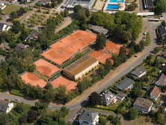 Luftaufnahme unserer Anlage - zur Verfügung gestellt von Luftbildcentrum.de