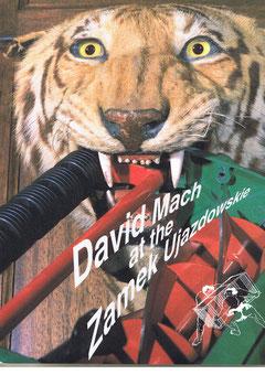 David Mach at the Zamek Ujazdowskie