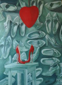 Ein Herz für Schuhe