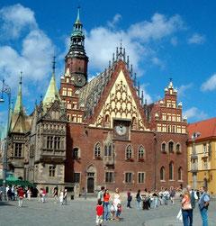 Wroclaw,  Ratusz