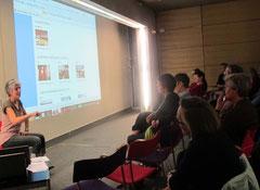 """Conférence virtuelle  """"Pompidou"""" Par B. Vintrignier"""