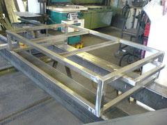 Grill-Rahmen